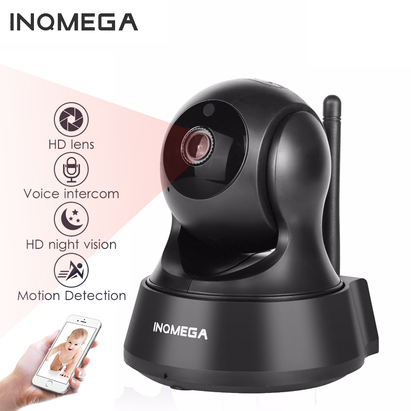 INQMEGA Wireless Pet Camera 1080P WiFi Camera IP CCTV Surveillance Security Camera P2P Night Vision Baby Monitor Indoor 720P Cam
