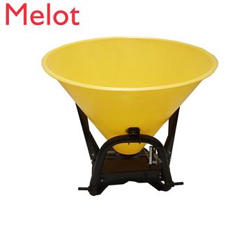 hot sale Hot Tractor Mounted Seed Salt Spreader In 3 Point Linkage