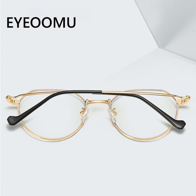Фото очки солнцезащитные для мужчин и женщин винтажные оптические