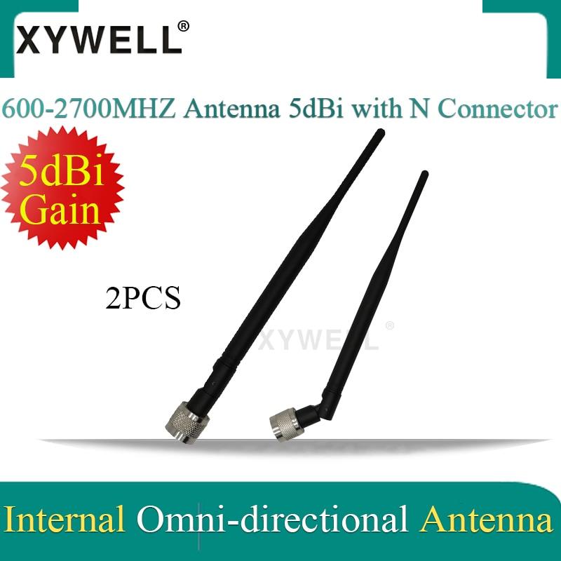 2g 3g 4g Antenna Internal Omni-directional Antenna 600-2700MHZ Antenna 5dbi Indoor Antenna LTE WCDMA GSM Signal Booster