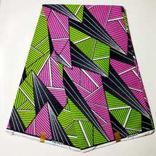 New Guaranteed Real Dutch Wax Block Prints In Original 100% Cotton Veritable African Ankara Fabric