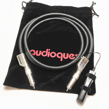 Audiophile WEL SIGNATURE 72V DBS Silver RCA Digital coaxial Cable