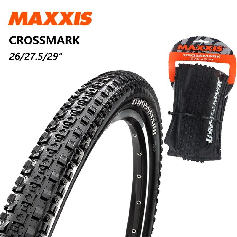 MAXXIS Crossmark Складная шина для горного велосипеда 26 2,1 27,5x1,95 29x2.1велосипедные шины сверхлегкие шины велосипедные запчасти