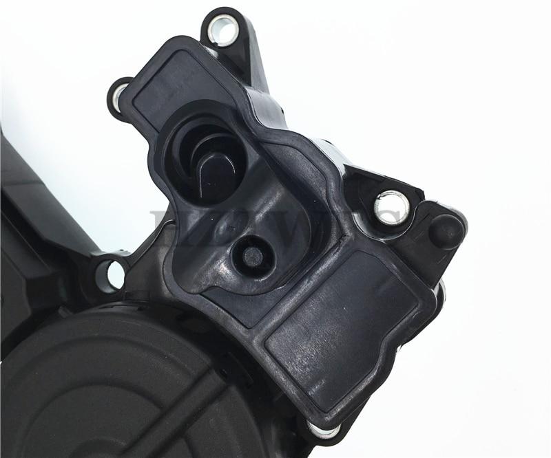 ZEALfix S/éparateur dhuile de soupape PCV pour 06H103495A A3 A4 A5 TT