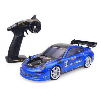 RCtown ZD Racing 45 km/H Maßstab 116 2,4 GHz RC C ar 4WD 30A Bürstenlosen RAKETE S16 Tourning Auto RTR 20min Ausdauer zeit # X0815
