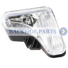 左ヘッドライトランプ電球レンズライト 7138041 ボブキャットスイーパーのため A770 S510 S530 S550 S570 S590 S630 S650 S750 S770 t550 T630