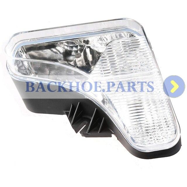 Left Headlight Lamp With Bulbs Lens Light 7138041 for Bobcat A770 S510 S530 S550 S570 S590 S630 S650 S750 S770 T550 T630