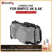 SmallRig bmpcc 4k 케이지 DSLR 카메라 Blackmagic 포켓 4k / 6K 카메라 Blackmagic 포켓 시네마 카메라 4K / 6K BMPCC 4K 2203B