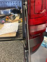 2pcs for Volkswagen Amarok 2011-2019 Shock Assist Pickup Rear Tailgate Slow Down Gas Struts Damper