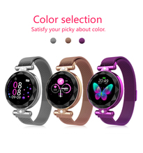 V + Rong S886 Lady's Steel Band Watch Casual Sports Waterproof Watch Payment Function Relogio Masculino Relogio Watch Relogio soxy relogio wat1316