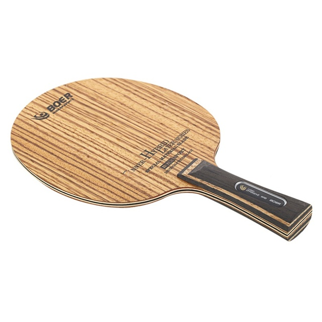 Table Tennis Racket Bottom Handle (Pen-Hold Grip) Lightweight Durable Ping Pong Racket Blade Table Tennis Accessories 5
