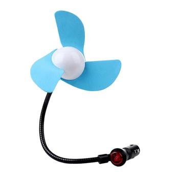 Hot Mini Clip Vehicle Car Truck Boat Cooling Fan Cool Cooler Cute Design Exquisitely Designed Durable Gorgeous image