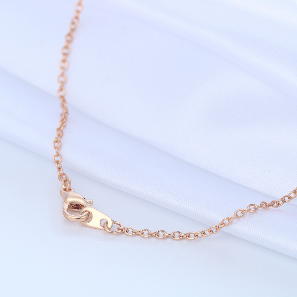 2020 Gold fashion Thunder Lightning Bolt Pendant Choker Necklace For Women Fashion Beautiful Gift Christmas Accessories