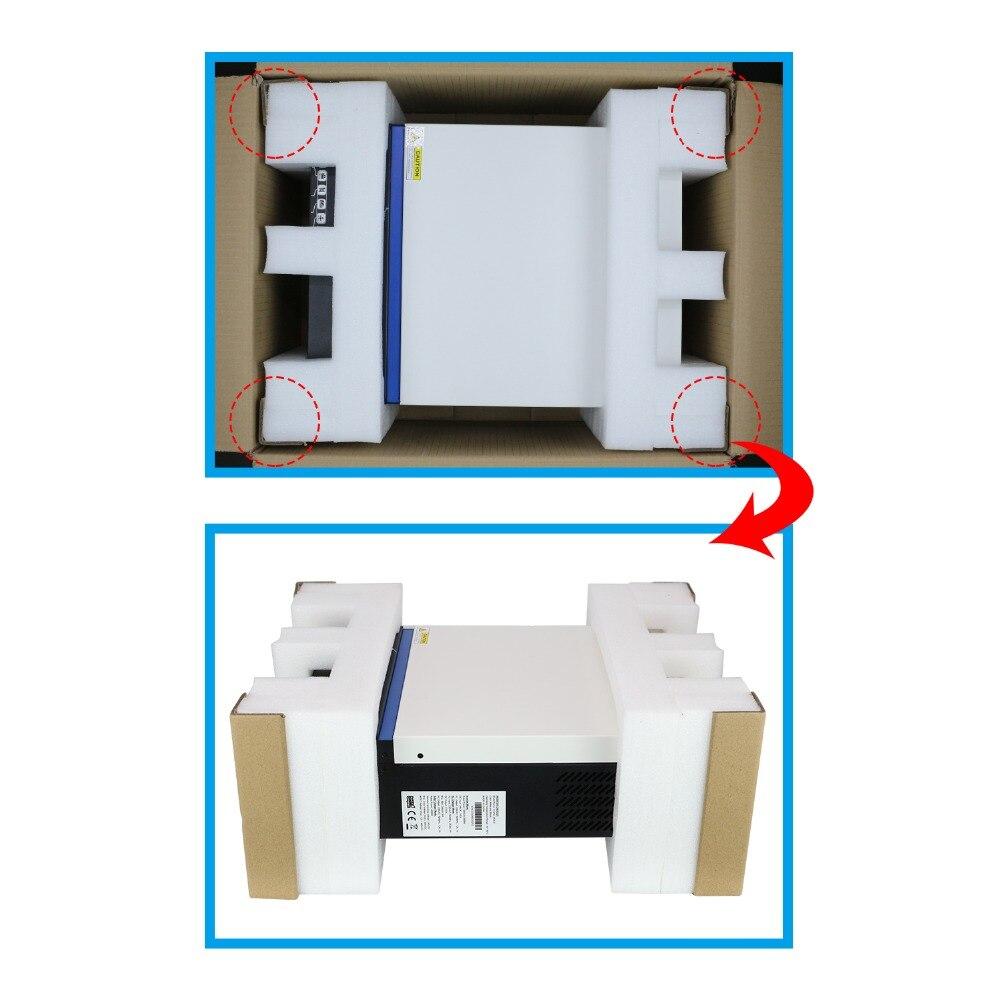 controlador de carga e 40a ac carregador vm iii com usb bluetooth