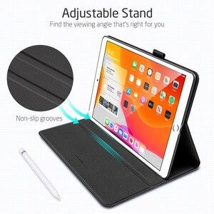 Image 5 - ESRกรณีสำหรับiPad Pro 12.9/11 2020 2018 11/10.5 Pro iPad 7/Mini 1 2 3 4 5/iPad Air 1 2 3 4 Oxfordผ้าPUหนังสมาร์ทปก