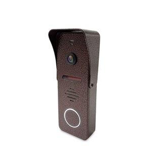 Image 5 - Homefong 10 Inch Wifi Wireless Video Door Phone Doorbell Smart Video Intercom Door Bell Alarm 960P Metal Case Unlock Record