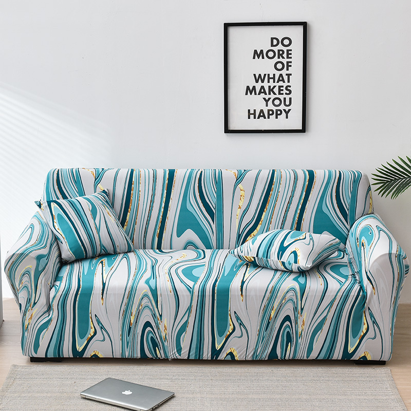 Floral Sofa Cover Elastic Sofa Cover for Living Room Modern Sectional Corner Sofa Slipcover Armchair Couch Cover 1/2/3/4 seater