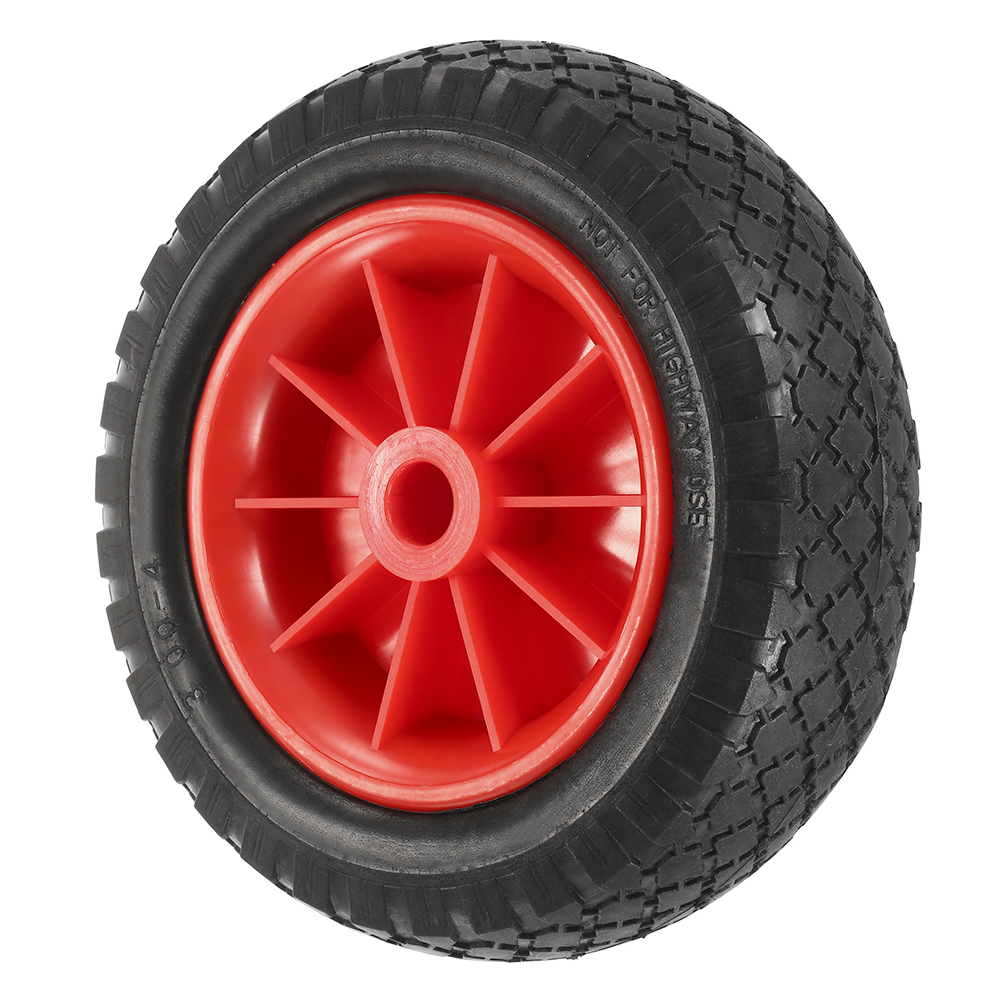 1pc 8 / 10 Kayak Cart Wheel Puncture-proof Tire for Canoe Trolley Replacement Boat Surfing