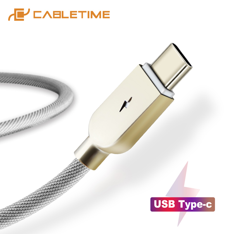 CABLETIME USB C Cable for Oneplus 5 USB C Charge Cable Power insulation Charge Type C Cable for Samsung S9 Huawei Xiaomi C145|Mobile Phone Cables|   - AliExpress