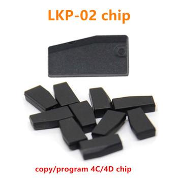 10 sztuk oryginalny najnowszy układ LKP-02 LKP02 może klonować układ 4C 4D G przez Tango i KD-X2 LKP03 LKP-03 kopiuj układ ID46 tanie i dobre opinie kgreat