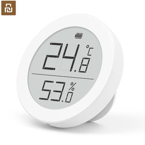 Image 1 - Youpin Cleargrass Bluetooth Temperature Humidity Sensor Data storage E Link INK Screen Thermometer Moisture Meter Mi APP