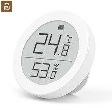 Youpin Cleargrass Bluetooth czujnik temperatury i wilgotności przechowywanie danych e link ekran atramentowy termometr miernik wilgotności Mi APP