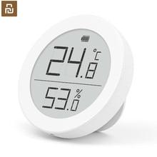 Youpin Cleargrass Bluetooth memorizzazione Dei Dati del Sensore di Temperatura Hu mi dity E Link Schermo INCHIOSTRO Termometro Misuratore di Umidità Mi APP