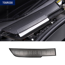 Net-Modified-Garnish-Cover Tesla Model-3 Car-Air-Intake-Protection-Cover Air-Inlet
