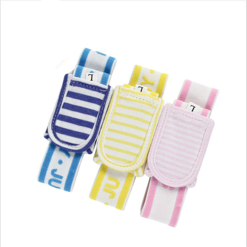 3Pcs Adjustable Elastic Infant Diaper Fixed Belt Buckle Band Diaper Fixed Belt Baby Cotton Nappy Changing Fastener Holder