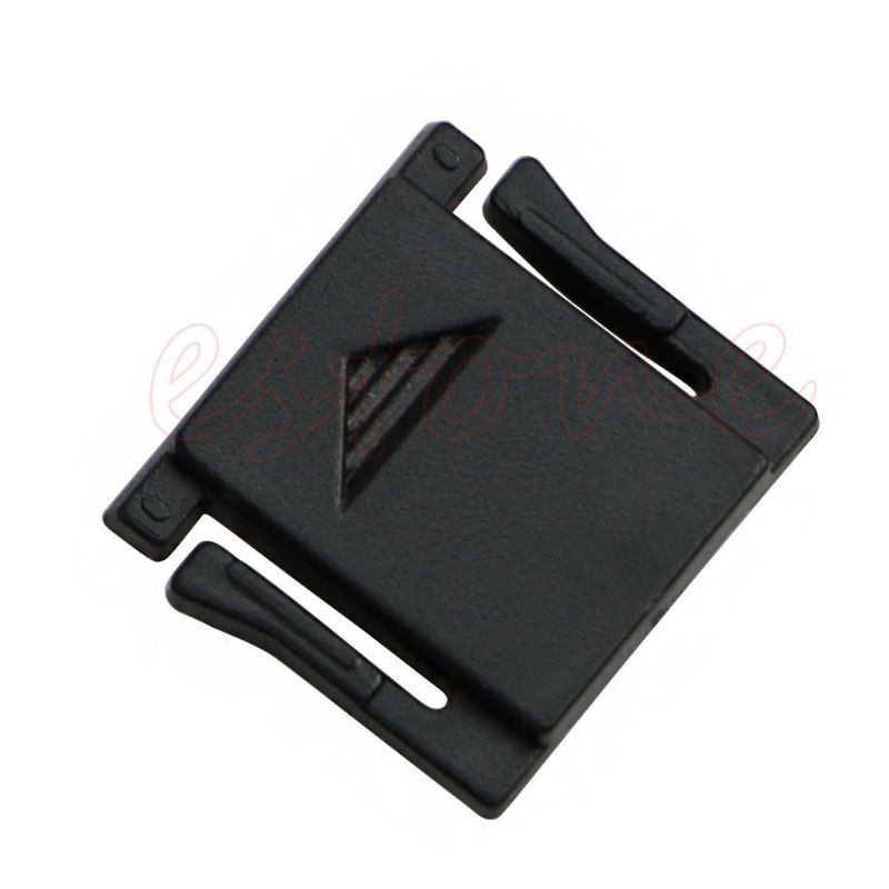 2019 New BS-1 Flash Hot Shoe Cover For Canon Nikon Olympus Panasonic Pentax Camera Photography
