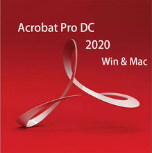 🔥Software Combination Special Offer AcrobatPro DC 2020 Free Used in Mac or Win Book
