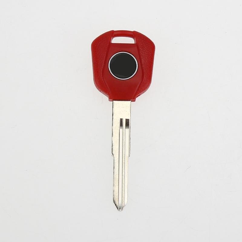Motorcycle Keys Embryo Blank Key Uncut Blade Keys Chip For Honda Motorcycle Universal Key Embryo New Upgrade