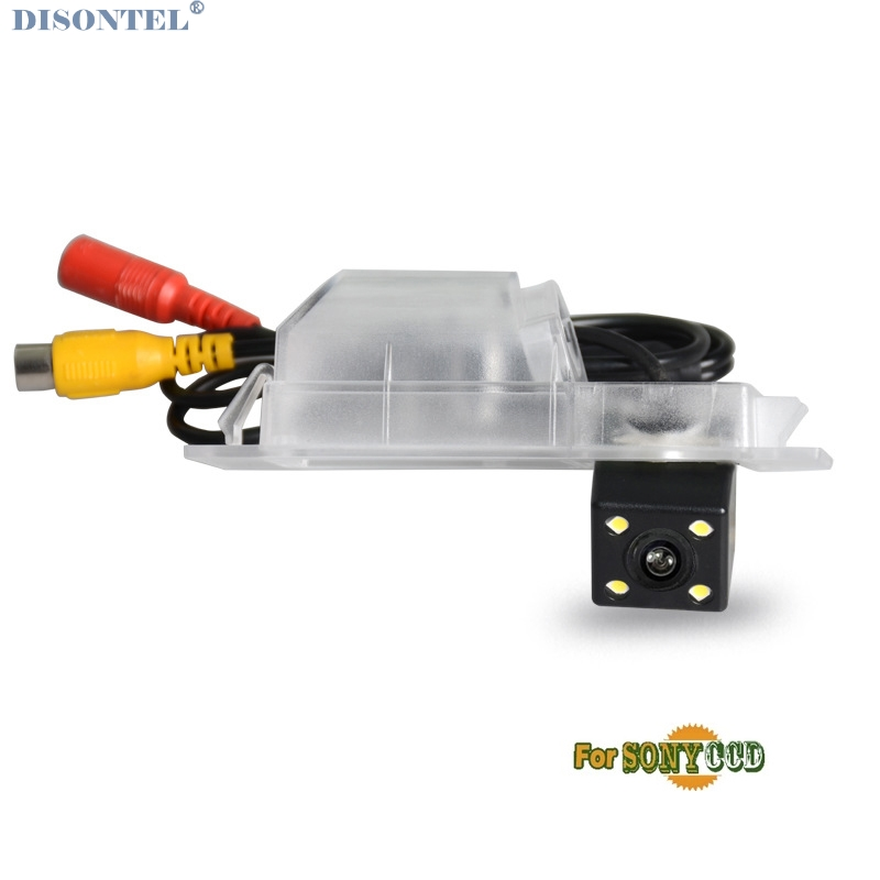 Проводной и беспроводной автомобильная парковочная камера заднего вида камера для Jeep Renegade автомобиля и функцией ночной съемки Водонепроницаемый - Название цвета: wire for sony ccd