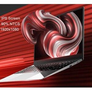 Image 2 - 15,6 zoll 12G RAM 128G/256G/512G/1TB SSD Mit 1920*1080 IPS Bildschirm Fingerprint anerkennung Beleuchtete Tastatur Laptop