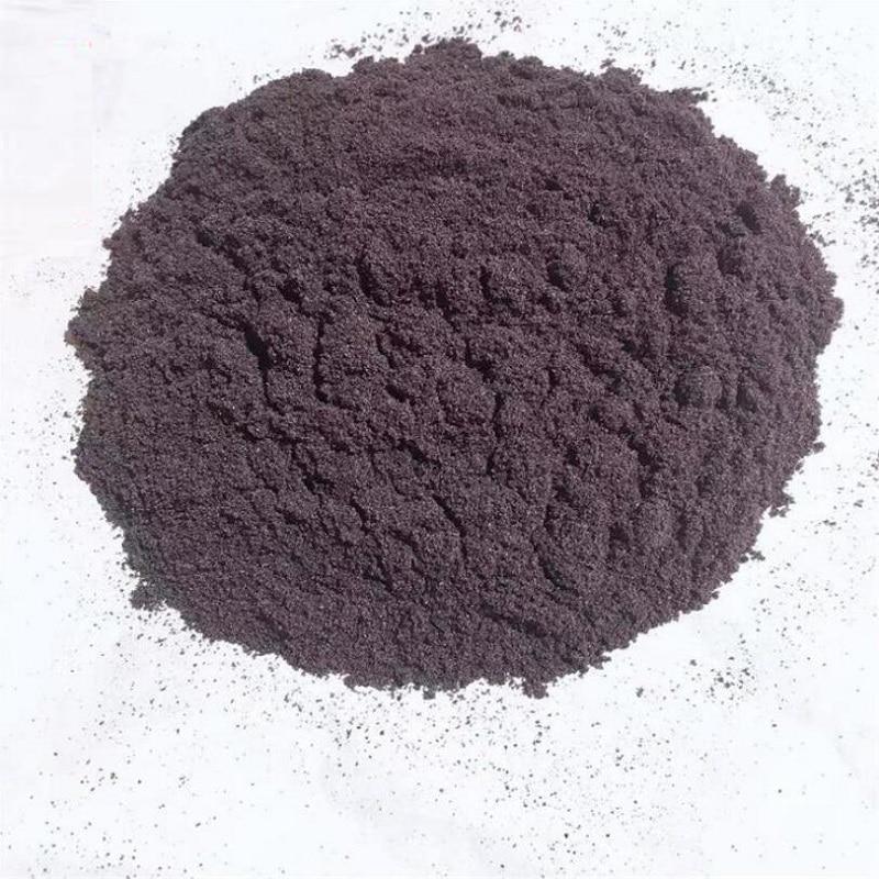 Extrait de goji noir chinois poudre de baies de goji noir séché organique poudre lyophilisée instantanée inclure des anthocyanes