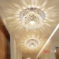 5 w 220 v grande área de iluminação simples decoração para casa luminária cristal sala jantar lâmpada pingente uv luxuoso quarto sala estar Luzes de teto     -