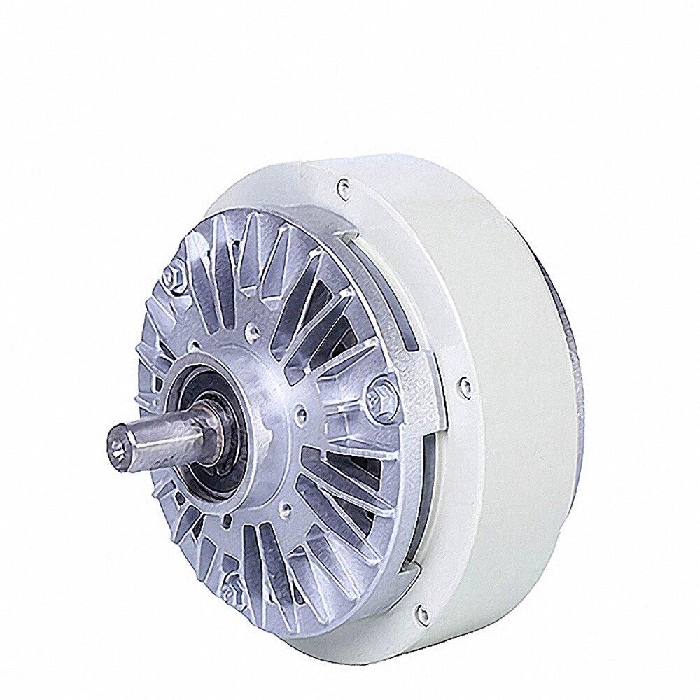 0.6~40KG 25Nm Single-axis Magnetic Powder Brake Tension Control DC24V Magnetic Powder Clutch FZ6A-1