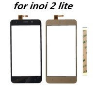 New 5.0inch For INOI 2 Lite touch Screen Glass sensor panel lens glass replacement for INOI 2 Lite cell phone