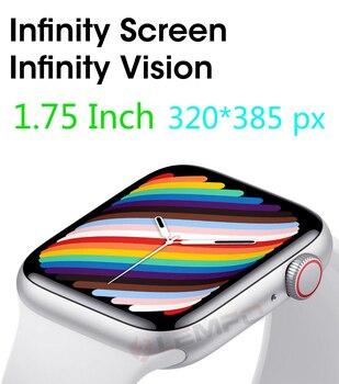 Lemfo Iwo 13 Pro W37 Smart Watch Men 2021 Bluetooth Call Custom Dial Sleep Monitor Women Smartwatch Pk Dt100 Hw16 Smart Watch 3