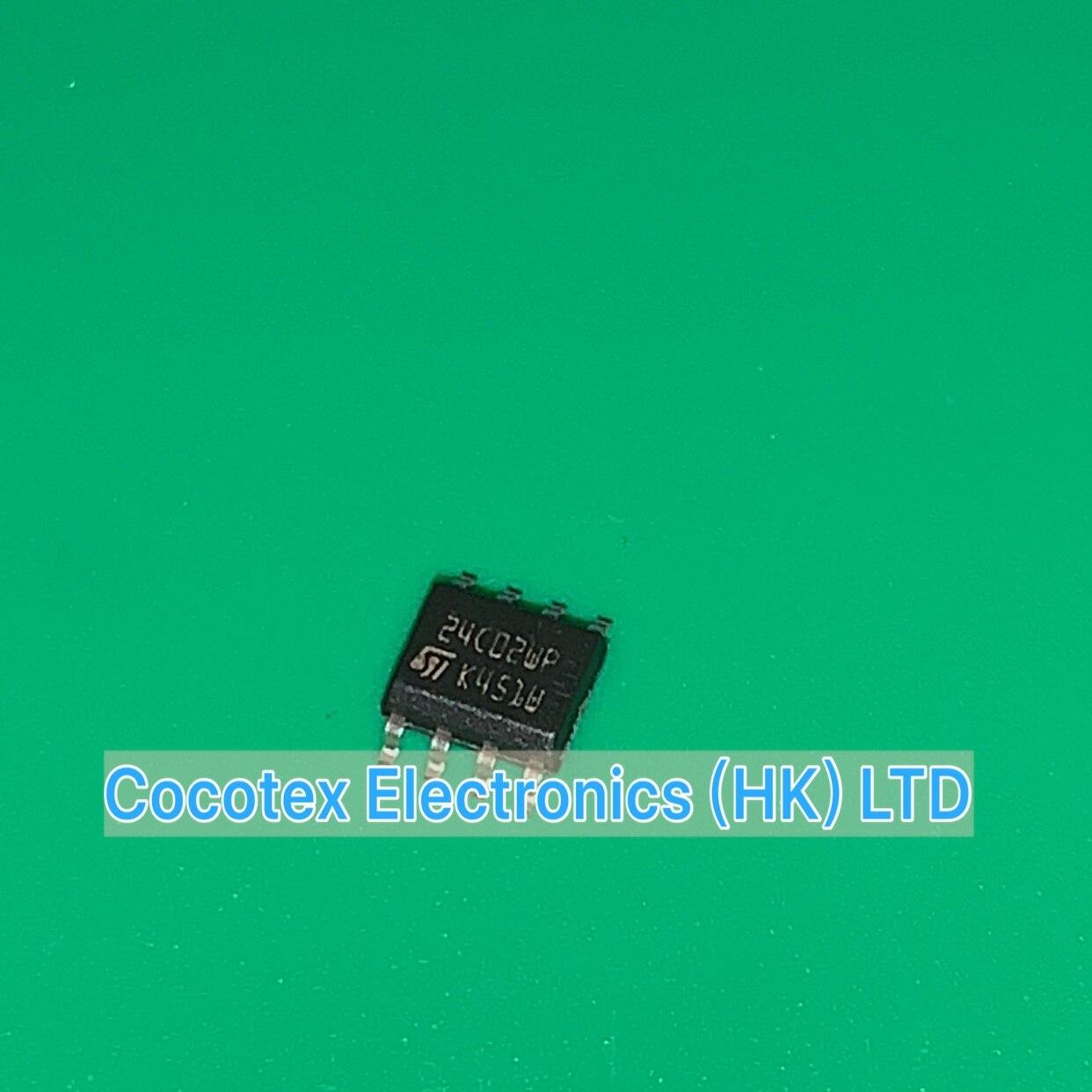 20 x M24C64-WMN6TP 24C64WP SOP8 64Kbit and 32Kbit Serial IC Bus EEPROM
