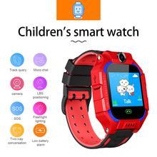 Anti-lost inteligentny zegarek LBS śledzenia lokalizacji SIM otrzymać telefon zwrotny od inteligentne zegarki dla dzieci Smart Watch dla dziecka z kamerą tanie tanio int box pro Android OS Na nadgarstku Wszystko kompatybilny 128 MB Passometer Fitness tracker Uśpienia tracker Nastrój tracker