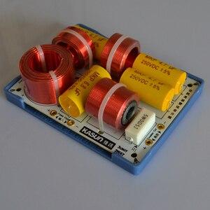 Image 4 - HIFIDIY LIVE AS 63C 2.5/3 Way 3 głośnik (głośnik wysokotonowy + średni bas + bas) głośniki hi fi audio dzielnik częstotliwości filtry crossover