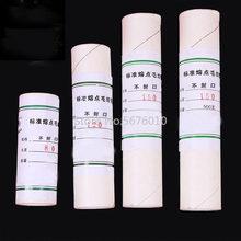 Pipette capillaire à Point de fusion en verre, 1000, DIA0.1mm-0.5mm, 100mm ou 200mm, les deux extrémités ouvertes