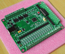 Mach3 cartão de controle usb cnc placa interface da máquina gravura cartão de controle de movimento (versão npn)