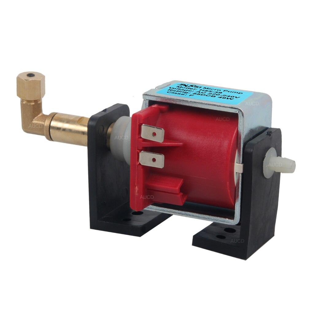 49W 55DCB For 1500W 3000W Smoke Fog Machine Atomizador Oil Pump Fogger Purifier Sprayer Water Motor Part Deep Well Solenoid Pump