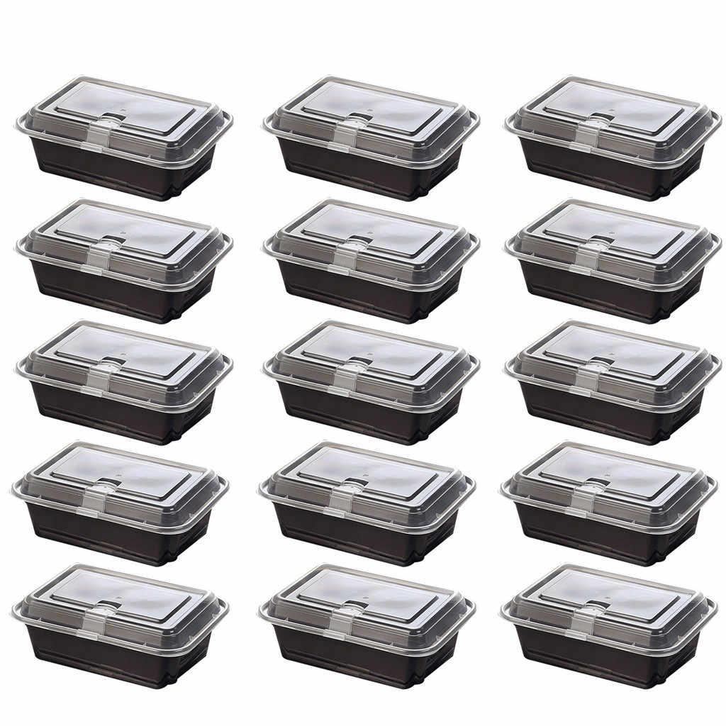 Plastic Bento Lunch Box Food Storage