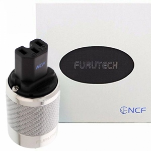 Image 3 - HiFi Schuko Plug Furutech FI E50 NCF (R) FI 50 (R) Power Connector  Adapter Plug Rhodium  high end box 15A 125V
