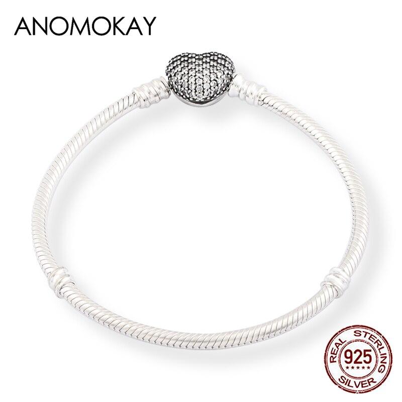 Pure silver cz charm bracelet tiny purple beads silver bracelet Fine silver bracelet