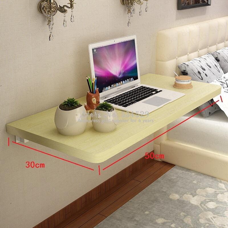 Mobilya'ten Dizüstü Bilg. Masaları'de 35% ev basit duvar masa katlanır masa yemek masası duvar asılı duvar bilgisayar masası masası duvar masa
