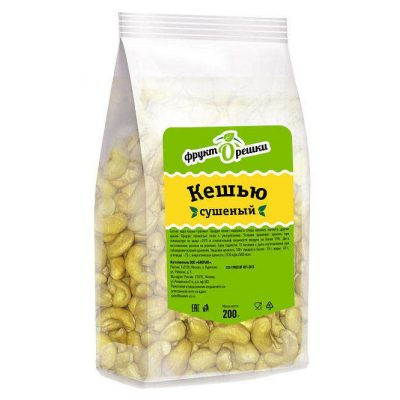 Food Nut & Kernel FruktOreshki 174842